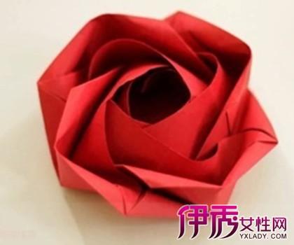 【图】怎么折玫瑰 折叠方法大分享