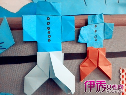 【图】折纸衣服方法介绍 4款美衣折法步骤详解
