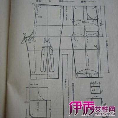 宝宝棉衣棉裤裁剪图详解 两种方法让你得心应手