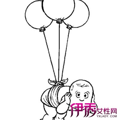 【心形气球简笔画】【图】欣赏心形气球简笔画