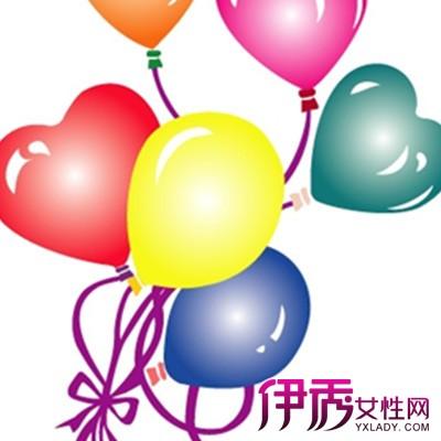 【图】欣赏心形气球简笔画 更加了解创意设计
