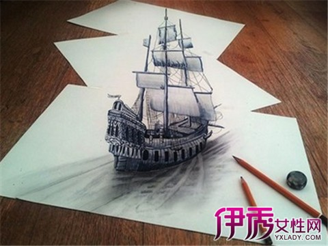 【图】铅笔手绘小清新插画大全 手绘六大步骤分享