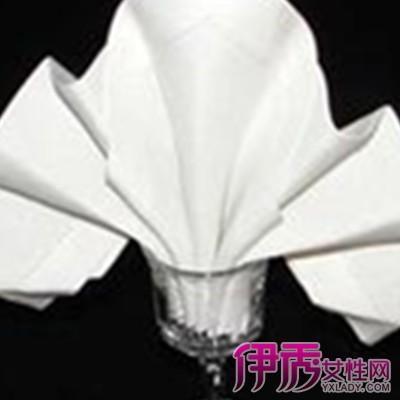 【餐巾纸折花大全图解】【图】餐巾纸折花大全图解