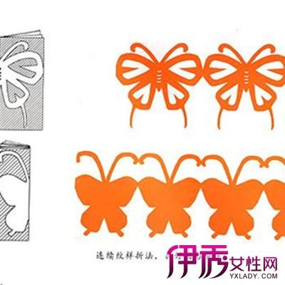 发现的两张团花剪纸,他们采用的是麻料纸