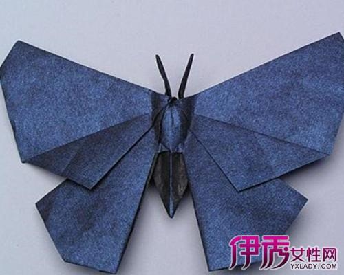 折纸大全蝴蝶图片欣赏 折纸的方法及技巧介绍
