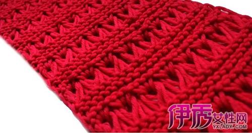 【图】毛线围巾的编织方法 教你正确织围巾