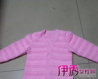 【图】双色毛衣编织花样图解