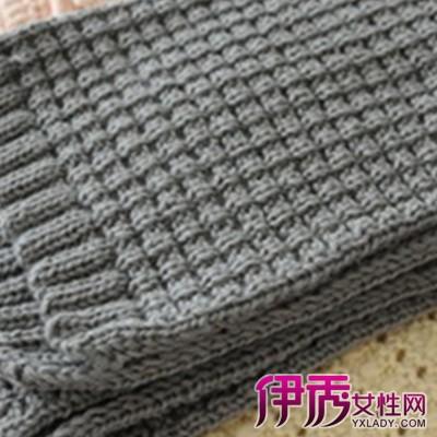 【图】围巾的各种织法图解出炉 8步教你学会织围巾