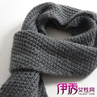 【小孩围巾的各种织法图解】【图】围巾的各种织法 8