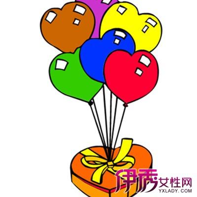 气球简笔画图片欣赏 介绍其特点和所需的工具和材料