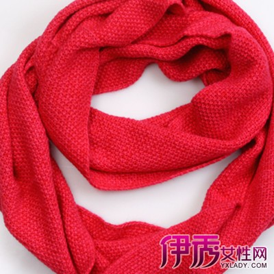 织围巾(织毛线)怎么起针?