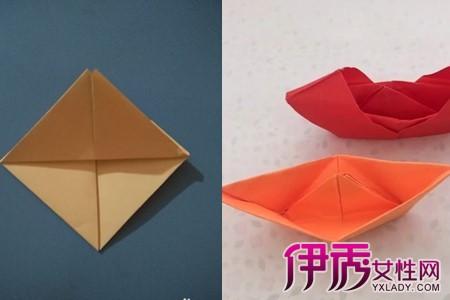 【图】折纸船方法大全 简单易学工具少