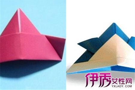 手工折纸太阳帽怎么折 教你折一顶帅气的太阳帽