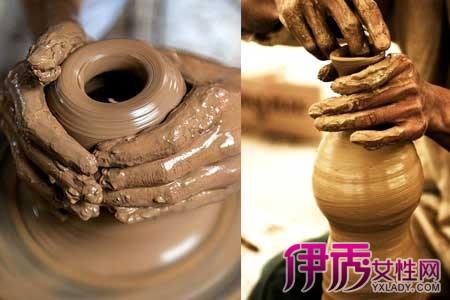 做陶瓷的步骤