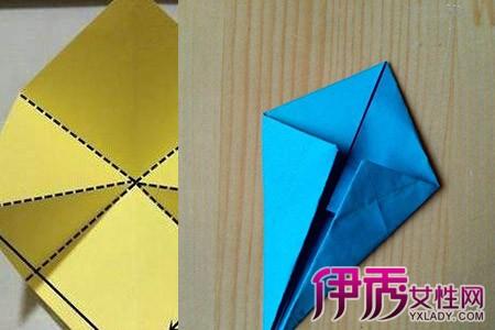 【图】手工折纸燕子五个步骤图解 小朋友也能学会的做法