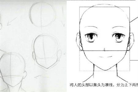 【图】动漫人物手绘教程 成为漫画高手的技巧
