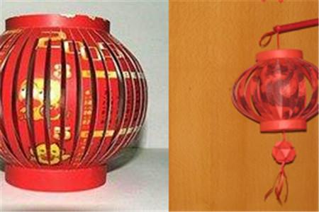 灯笼制作方法 教你如何做出漂亮手工
