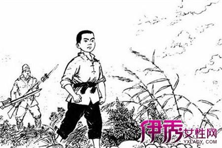 【图】抗战历史的故事 小英雄雨来的爱国奉献精神