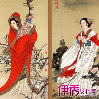 【图】古代四大美女图片欣赏 绝代芳姿家喻户晓