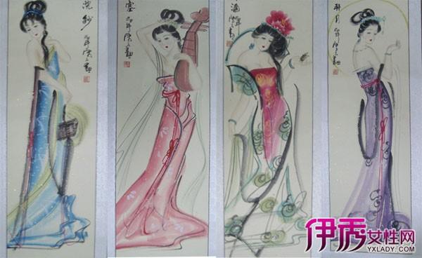 【图】中国古代四大美女图片 介绍四大美女的故事