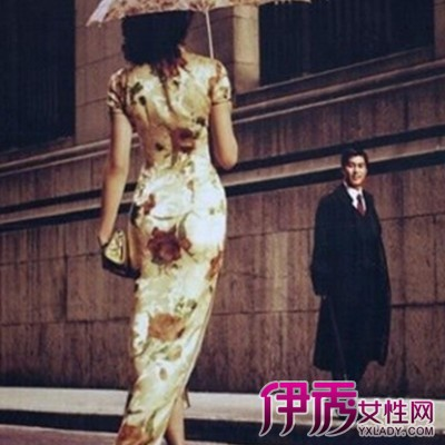 【图】古风女子撑伞背影图真人展示 探究古代伞的起源