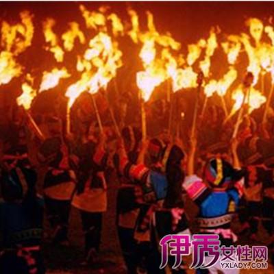 火把节舞蹈由来介绍 解密神秘彝族传统文化