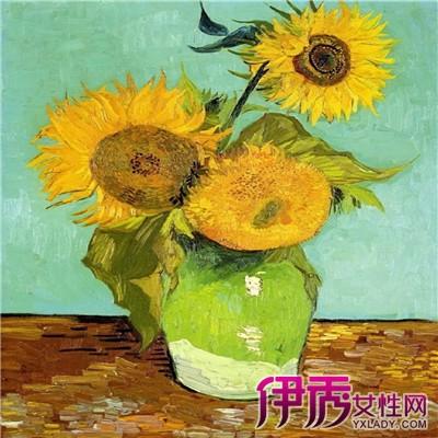 【图】展示梵高的画作 品味名画师的绘画成就