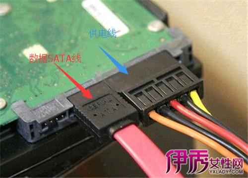 【图】台式电脑硬盘怎么装 几个步骤教你轻松安装固态硬盘图片