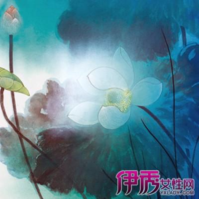 【图】荷花禅意图片欣赏 莲花自然是道教的象征之一