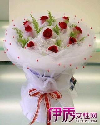 【图】花束包装搭配图片 教你几种花束包装以及搭配方法