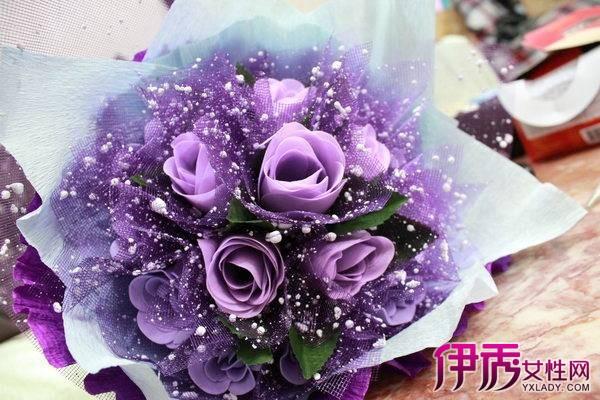 紫色气手机壁纸