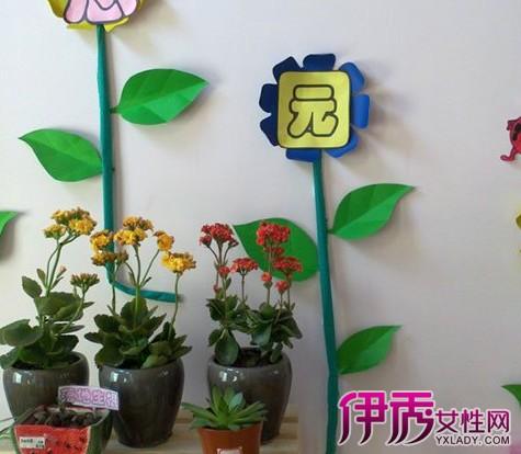 幼儿云植物角布置图片欣赏 盘点多种合适孩子种植的植物