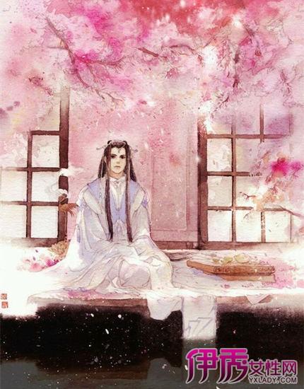 【图】古风桃花树图片意境图欣赏 带你走进桃花的世界