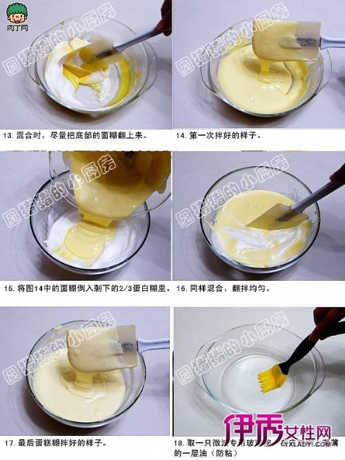 用微波炉怎么做蛋糕 简单微波炉做蛋糕的方法diy图解