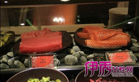 广州魅力小蛮腰,璇玑浪漫自助餐厅美食呈现