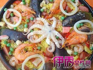 【图】西班牙海鲜饭的做法:每一口米饭都夹杂着鲜美