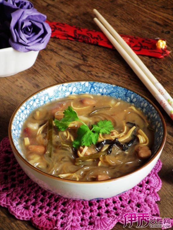 美味可口的家常美食胡辣汤做法大全