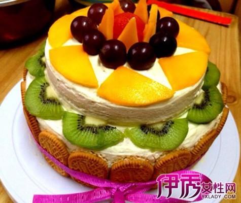 【两层蛋糕图片大全】【图】两层蛋糕图片大全做法