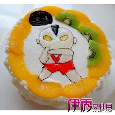 【图】奥特曼蛋糕图片怎么做? 两种蛋糕做法