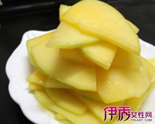 【木瓜酸怎么做】【图】知道木瓜酸怎么做吗?