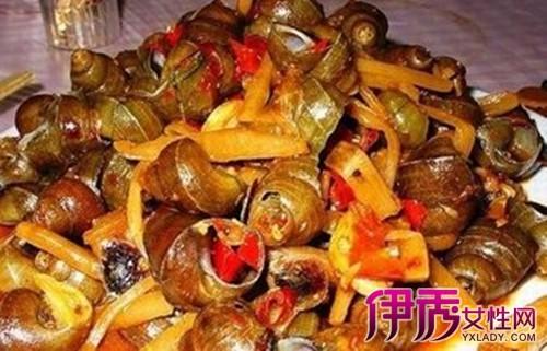 【图】北海炒螺的做法 5个北海炒螺美味吃点你知道吗图片