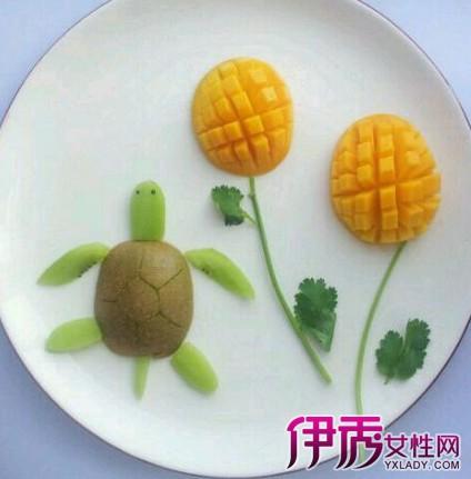 【最简单的水果拼盘的做法】【图】最简单的水果拼盘