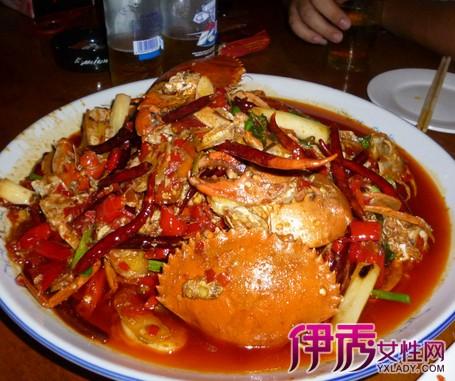 【图】螃蟹的做法大全 简单易学的螃蟹大餐