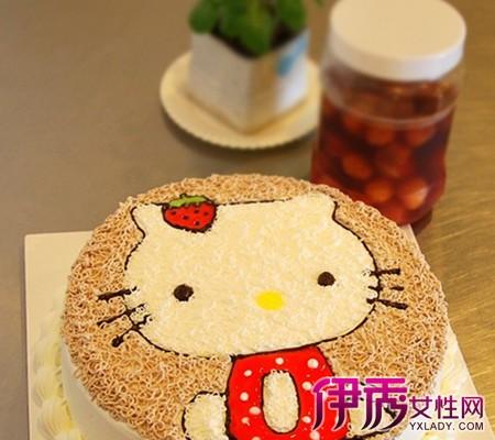 【图】儿童卡通生日蛋糕图片欣赏