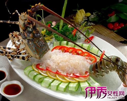 龙虾刺身怎么做 教你做出精致的美食作品