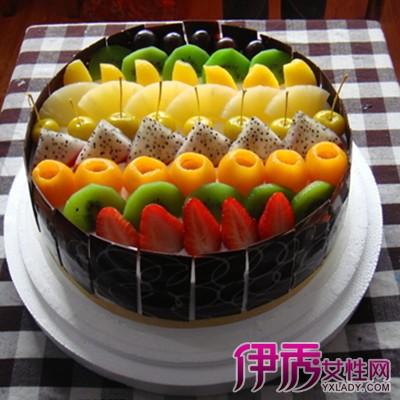 【高档欧式水果蛋糕】【图】高档欧式水果蛋糕图片