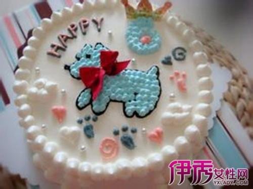 【图】小狗蛋糕图片集合 17个步骤让你轻松学会做小狗蛋糕