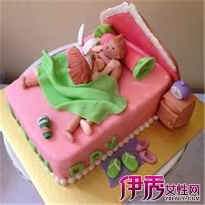 蛋糕盘梅花泥工展示
