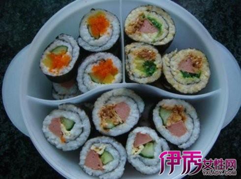 【图】做寿司的步骤 教你简单轻松完成