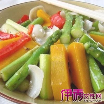 健身素食食谱-素菜菜谱大全图片欣赏 两大养生素菜让你吃过瘾